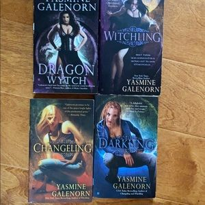 Other - Series if books by Yasmine Galenorn